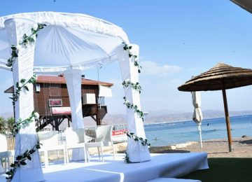 אירועים בחוף ים באילת